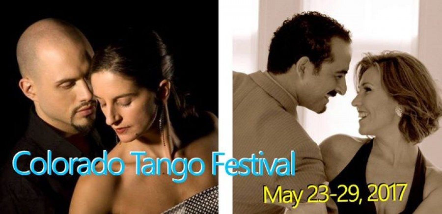 Colorado Tango Festival Memorial Day