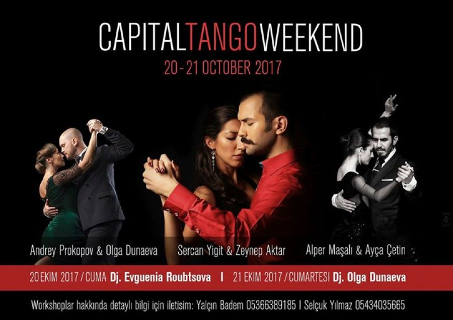 Capital Tango Weekend