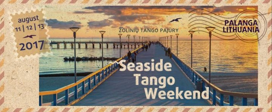 Seaside Tango Weekend