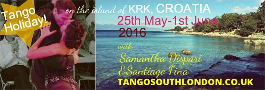 Tango Holiday in Croatia