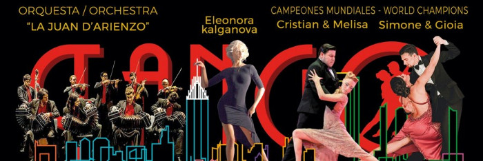 4th BENIDORM TANGO FESTIVAL & MARATHON BEACH-WORKSHOPS-16 MILONGAS
