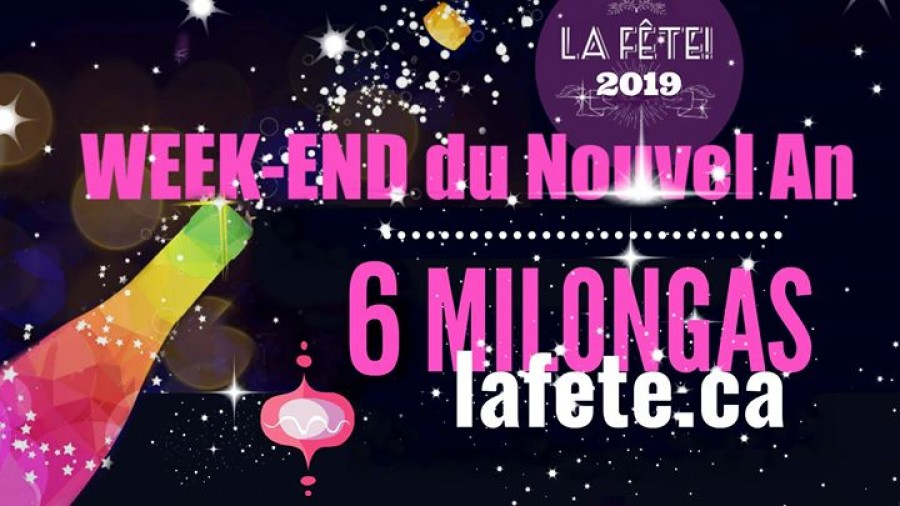 La FETE New Years a Montreal