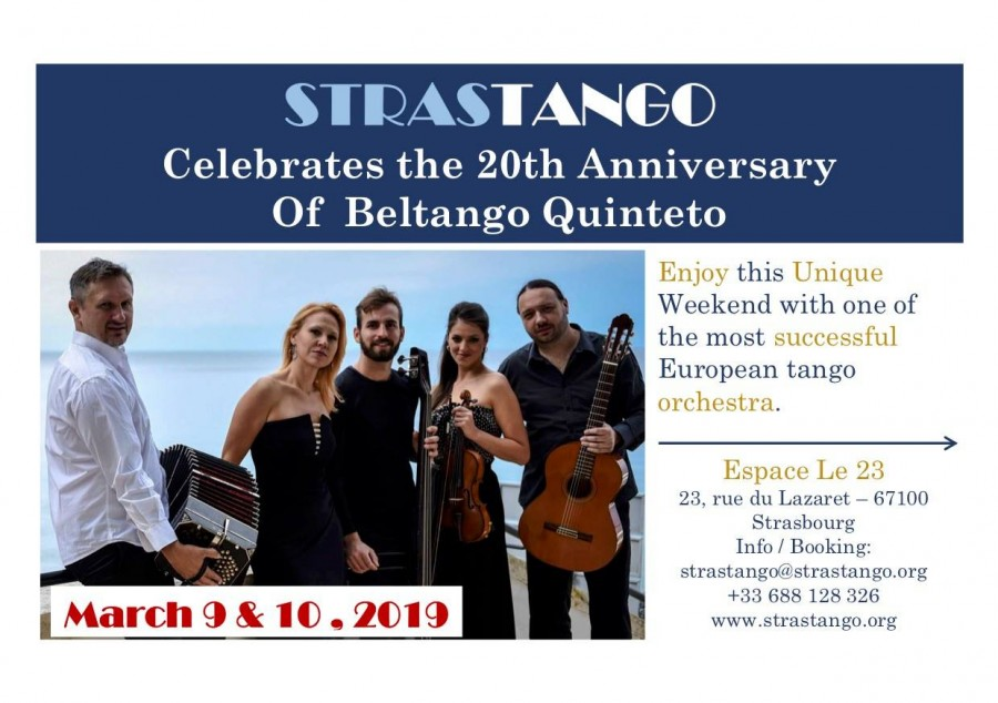 Milonga With BELTANGO