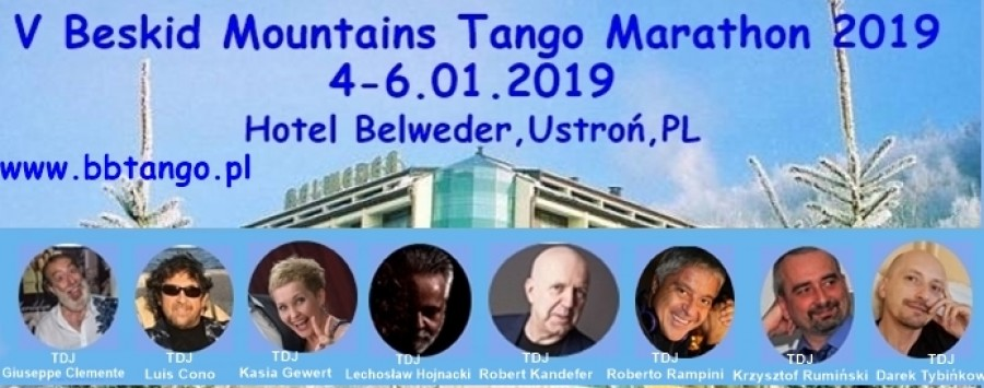 Beskid Mountains Tango Marathon 5th Edition