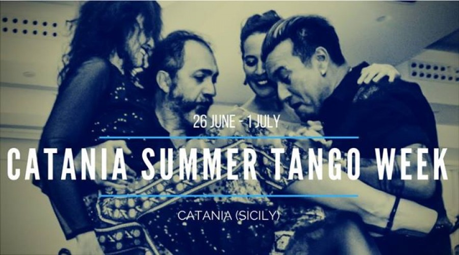 Catania Summer Tango Week