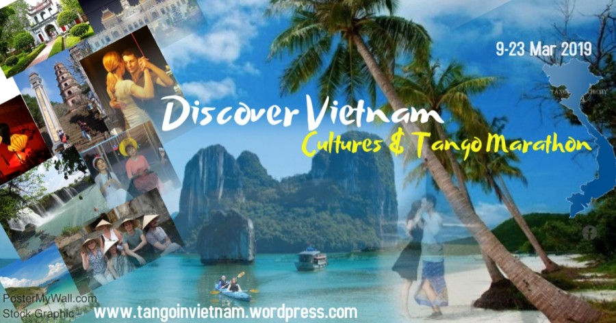 VIETNAM - Culture and Tango Marathon tours Mar-19